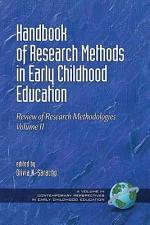 Handbook of Research Methods in Early Childhood Education - Volume 2