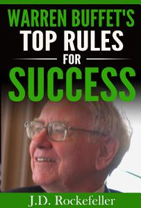 Warren Buffet s Top Rules for Success Book