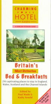 Britain's Most Distinctive Bed & Breakfasts