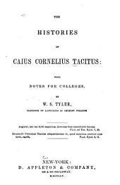 The Histories of Caius Cornelius Tacitus