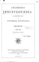 Chamber s Encyclopaedia PDF