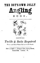 The Boy's Own Jolly Angling Book