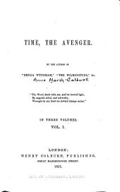 Time, the Avenger: Volume 1