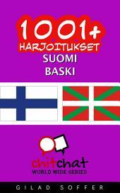 1001+ harjoitukset suomi - baski