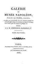 Galérie du Musée Napoléon: Volume9
