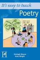 It s easy to teach   Poetry PDF