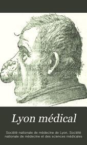 Lyon médical: Volume21