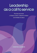 Leadership as a Call to Service PDF