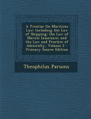 A Treatise on Maritime Law PDF