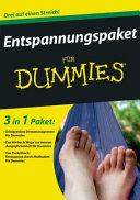 Mein Entspannungspaket f  r Dummies PDF