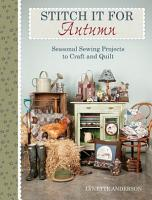 Stitch it for Autumn PDF