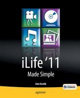 iLife  11 Made Simple PDF