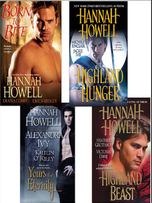 Born to Bite Bundle  Highland Beast  Yours For Eternity  Highland Hunger   Born to Bite