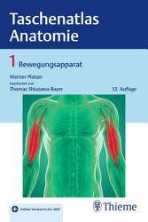 Taschenatlas Anatomie  Band 1  Bewegungsapparat PDF