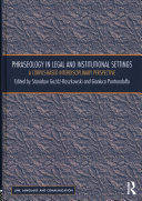 Phraseology in Legal and Institutional Settings PDF