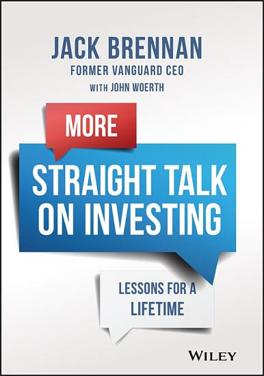 More Straight Talk on Investing PDF