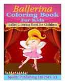 Ballerina Coloring Book for Kids PDF