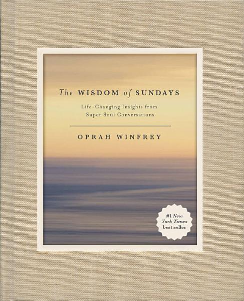 Download The Wisdom of Sundays Book