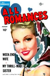 All Romances, Volume 6, Weekend Wife