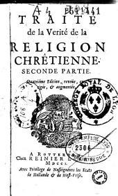 Traité de la vérité de la religion chrêtienne
