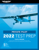 Private Pilot Test Prep 2022