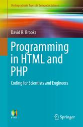 Programming in HTML and PHP PDF