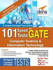 101 Speed Test for GATE Computer Science   Information Technology PDF