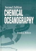 Chemical Oceanography, Second Edition