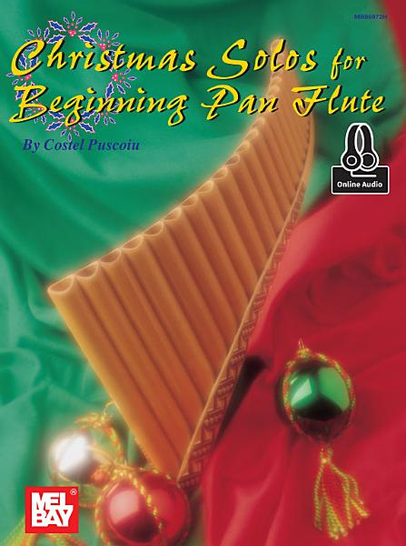 Christmas Solos For Beginning Pan Flute