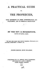 A practical guide to the prophecies