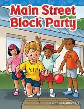 Main Street Block Party