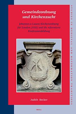 Gemeindeordnung und Kirchenzucht PDF