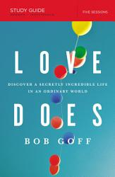 Love Does Study Guide Book PDF