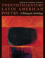 Twentieth Century Latin American Poetry PDF