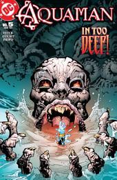 Aquaman (2002-) #5
