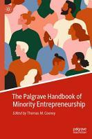 The Palgrave Handbook of Minority Entrepreneurship PDF