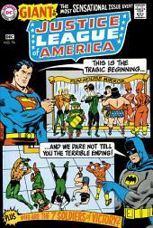 Justice League of America (1960-) #76