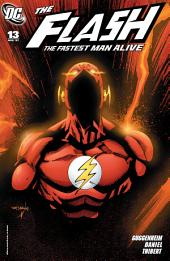 Flash: The Fastest Man Alive (2006-) #13