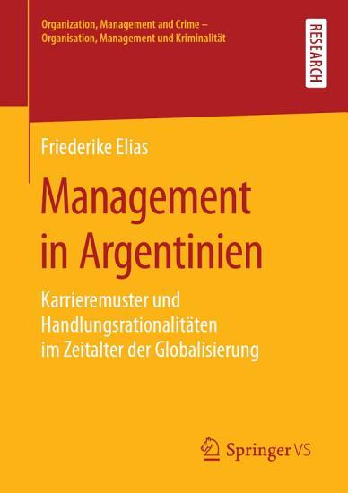 Management in Argentinien PDF