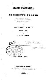 Storia fiorentina: Volume 3