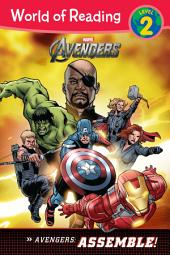 The Avengers: Assemble! (Level 2)
