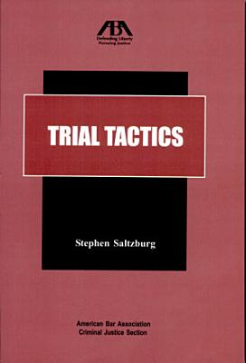 Trial Tactics PDF
