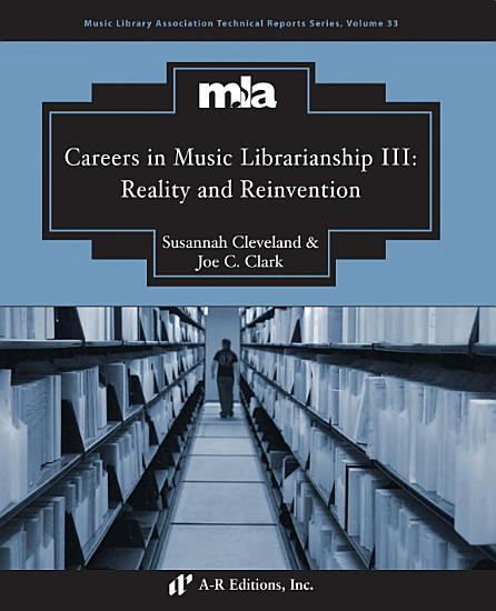 Careers in Music Librarianship III PDF