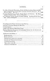 Royal United Service Institution Journal: Volume 23