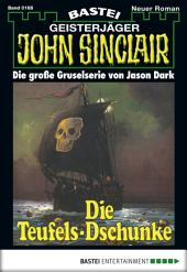 John Sinclair - Folge 0168: Die Teufels-Dschunke