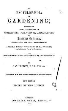 An Encyclop  dia of Gardening PDF