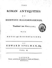 The Roman Antiquities: Volume 2
