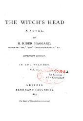 The Witch's Head: A Novel