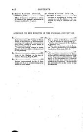 The Debates in the Several State Conventions on the Adoption of the Federal Constitution: As Recommended by the General Convention at Philadelphia in 1787, Volume 5