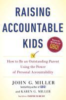 Raising Accountable Kids PDF